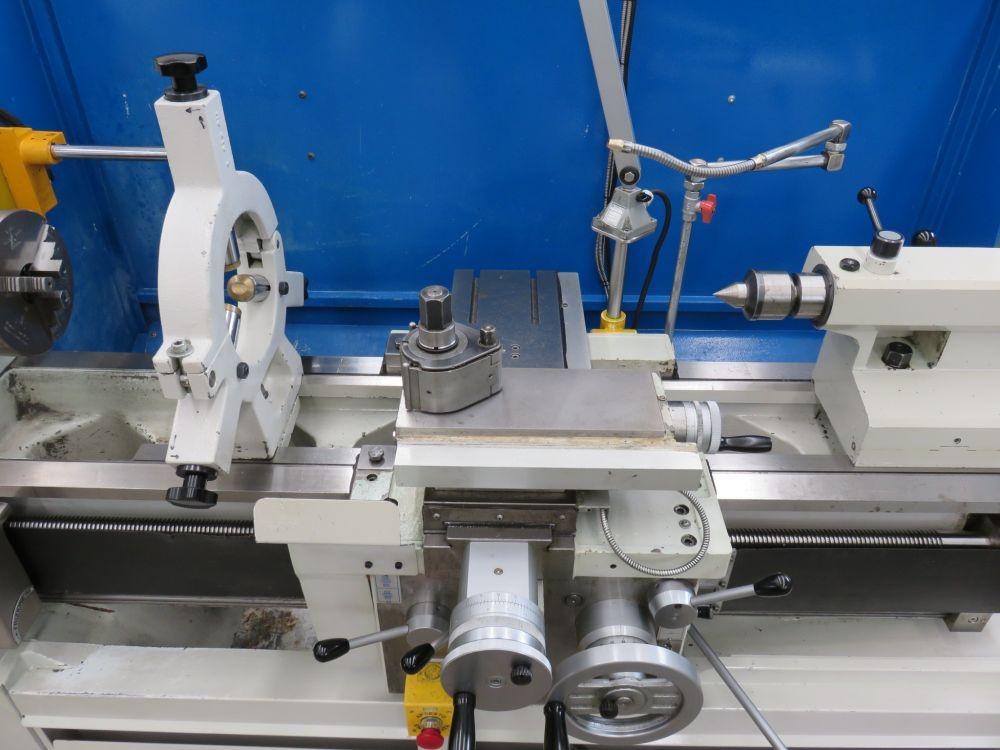 Macchine utensili nuove ed usate tornio parallelo usata for Tornio cortini
